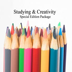 Studying & Creativity Hypnosis Special Edition Audio Package | [Kym Tolson, Hani Al-Qasem]