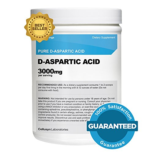 DAspartic Acid  Scientific Review on Usage Dosage Side