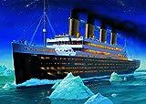 Trefl-10080-Titanic-1000-Teile