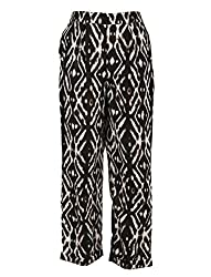 Chicabelle Girls' Jogger Pants (CH-33A_Multi_7-8 Years)