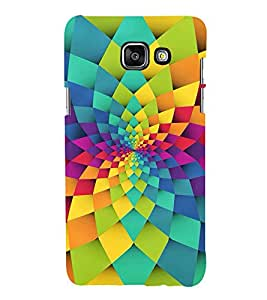 EPICCASE 3D Abstract Mobile Back Case Cover For Samsung Galaxy A7 (2016) (Designer Case)