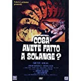 What Have You Done to Solange? ( Cosa avete fatto a Solange? ) ( Das Geheimnis der gr�nen Stecknadel ) [ NON-USA FORMAT, PAL, Reg.2 Import - Italy ]