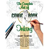 The Art Of Comic-Book Inking 2nd Editionby Various