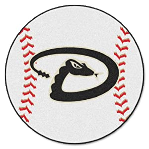 Arizona Diamondbacks 29 Baseball Mat by Caseys