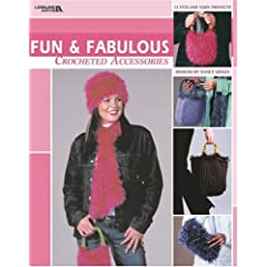 Fun & Fabulous Crocheted Accessories  (Leisure Arts #3688)