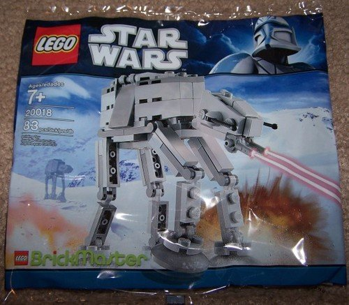 LEGO Star Wars BrickMaster Exclusive Mini Building Set #20018 Mini ATAT Bagged Amazon.com