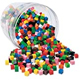 Learning Resources Centimeter Cubes (Set of 1000)