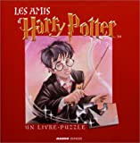 Les Amis d'Harry Potter : Livre puzzle (25 pi�ces)