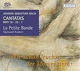 Johann Sebastian Bach: Kantaten BWV 1 / 18 / 23 (Kantaten f�r das Kirchenjahr Vol. 6)