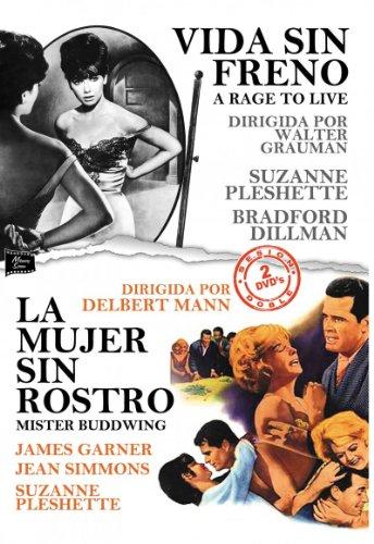A rage to live - Vida sin freno + Mister Buddwing - La Mujer sin rostro