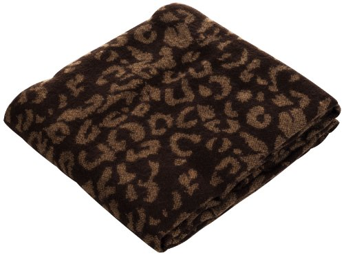 Lavish Home Throw Blanket, Jacquard, Gold front-1064259