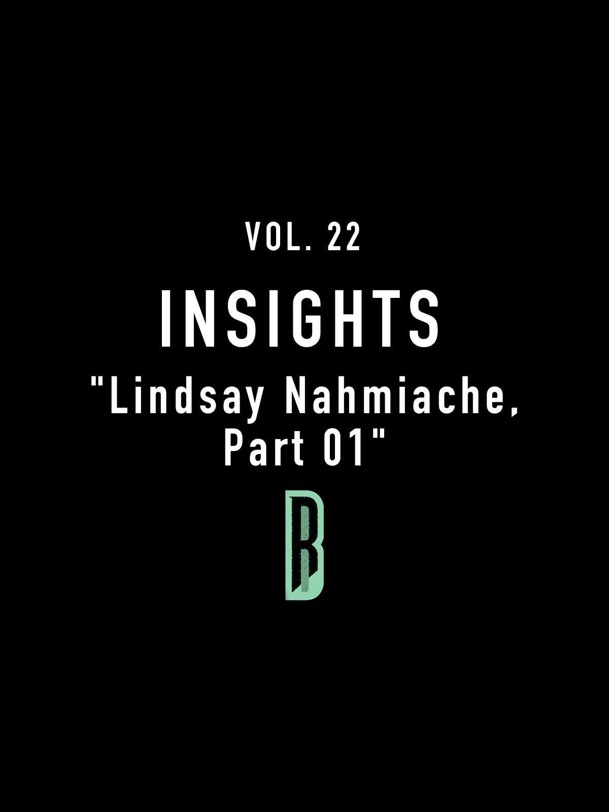 Insights Vol. 22