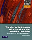 Working With Students With Emotional &