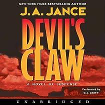 J.a. Jance Novels Devil's Claw Audiobook...
