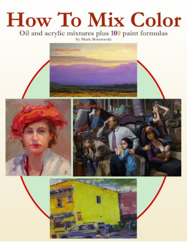 how-to-mix-color-for-oil-and-acrylic-paint-100-mixing-formulas-book