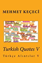 Turkish Quotes V