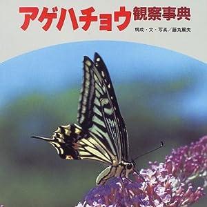 アゲハチョウ観察事典 (自然の観察事典)