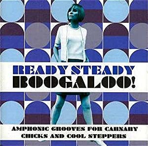 Ready Steady Boogaloo! Amphonic Grooves