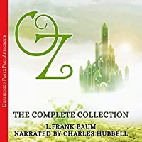 Oz. The Complete Collection audio book