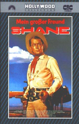 Mein großer Freund Shane [VHS]