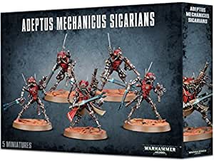 Games Workshop Warhammer Adeptus Mechanicus Sicarians