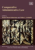 Comparative Administrative Law Front Cover
