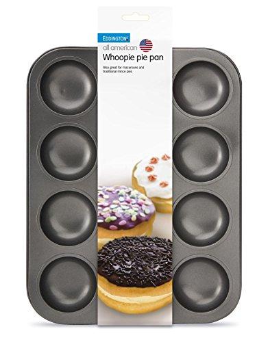 Eddingtons Non Stick 12 Hole Whoopie Pie Pan Tin (Mince Pie Pan compare prices)