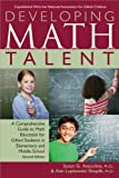 img - for Developing Math Talent, 2E book / textbook / text book