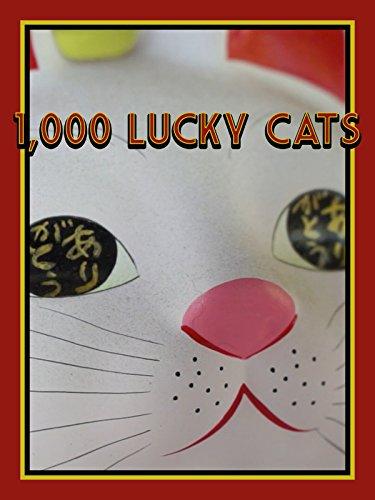 Clip: 1, 000 Lucky Cats