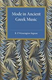 img - for Mode in Ancient Greek Music (Cambridge Classical Studies) book / textbook / text book