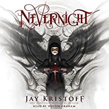 Nevernight: The Nevernight Chronicle, Book 1 | Livre audio Auteur(s) : Jay Kristoff Narrateur(s) : Holter Graham