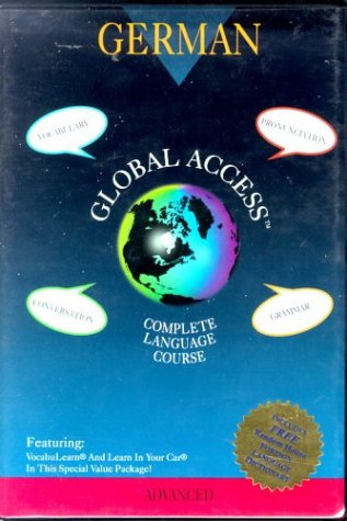 Global Access German Advanced with Book