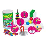Can Do! Magnets Discovery Kit - Pre K-Gr. 1 by Lakeshore Learning Materials