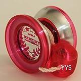 YoYoJam Destiny Yo-Yo - Glow Pink