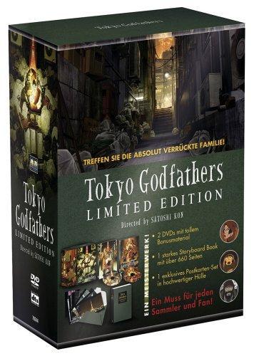 Tokyo Godfathers [Alemania] [DVD]