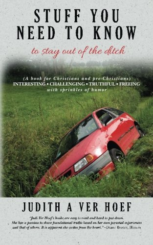 Stuff you Need to Know: to stay out of the ditch