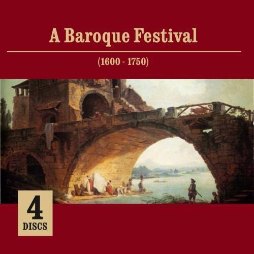 Pachelbel - A Baroque Festival (1600-1750) - Zortam Music