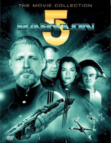 Babylon 5 Movie Box Set – Thirdspace/River of
