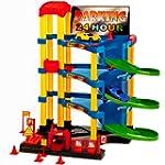 Garage playset kids parking play set...