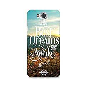 Ebby The Best Dreams Premium Printed Case For InFocus M530