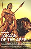 Image of Tarzan of the apes : The Complete Collection [25 Novels, Illustrated] (Heron Library)