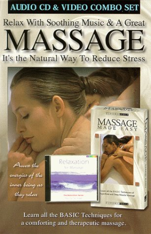 Relax With Soothing Music & A Great Massage [VHS]