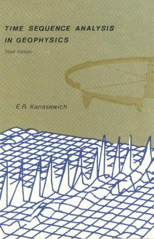 Time sequence analysis in geophysics