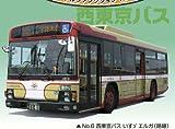 スカイネット 1/32 RC バス No.06 西東京バス いすゞ エルガ (路線)