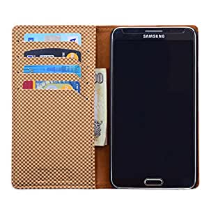 DCR PU Leather Flip Case Cover For Lenovo K900