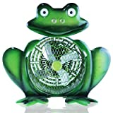 WBM HBM-7009 Himalayan Breeze Decorative Frog Fan