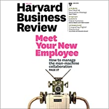 Harvard Business Review, June 2015  by Harvard Business Review Narrated by Todd Mundt