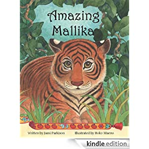 AMAZING MALLIKA Anger Management Children's Picture Book (Fully Illustrated Version)