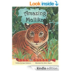 AMAZING MALLIKA Perseverance and Anger Management Children's Picture Book (Fully Illustrated Version)