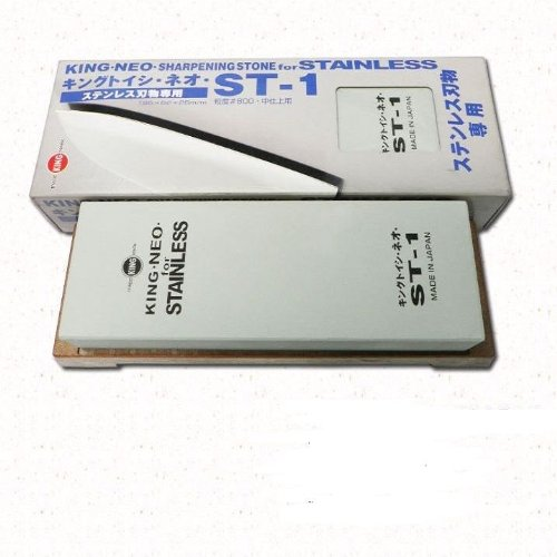 Japanese Professional Knife Sharpening Stone For Stainless Steel St-1